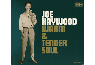 Joe Haywood - Warm & Tender Soul - (CD)
