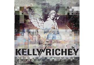Kelly Richey - Shakedown Soul - (CD)
