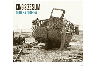 King Size Slim - Chukka Chukka - (CD)