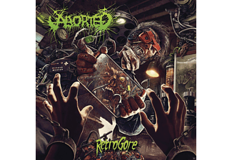 Aborted - Retrogore - (LP + Bonus-CD)
