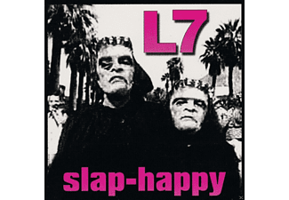 L7 - Slap Happy - (Vinyl)