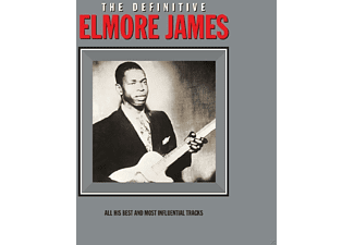 Elmore James - The Definitive - (Vinyl)