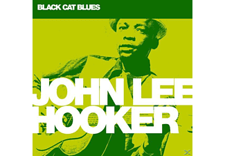John Lee Hooker - Black Cat Blues - (CD)