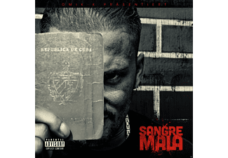 Omik K. - Sangre Male - (CD)