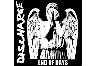 Discharge - End Of Days - (CD)