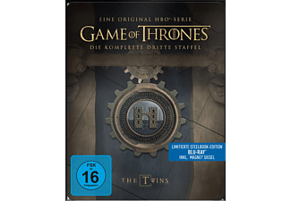 Game Of Thrones - Staffel 3 (Steel-Edition) - (Blu-ray)