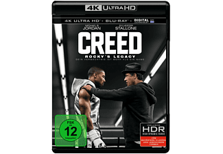 Creed - Rocky's Legacy [4K Ultra HD Blu-ray + Blu-ray]