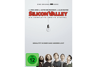 Silicon Valley - Staffel 2 - (DVD)