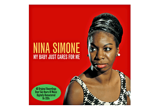 CD - My Baby Just Cares, Nina Simone