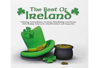 VARIOUS - The Best Of Ireland - (CD)