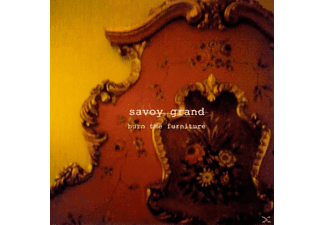 Savoy Gr - Burn The Furniture [CD]