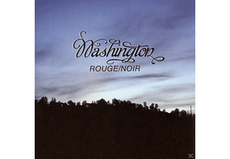 Washington - Rouge/Noir - (CD)