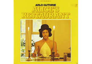 Arlo Guthrie - Alice's Restaurant - (CD)