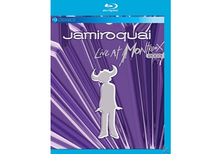 Jamiroquai - Live At Montreux 2003 - (Blu-ray)
