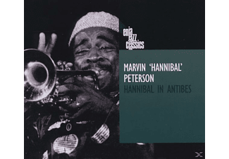 Hannibal Marvin Peterson - Hannibal In Antibes - (CD)