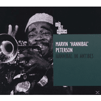 Hannibal Marvin Peterson - Hannibal In Antibes [CD]