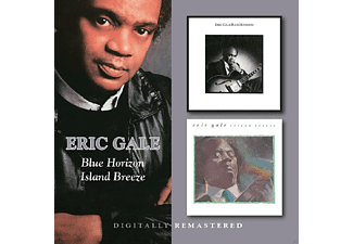 Eric Gale - Blue Horizon/Island Breeze - (CD)