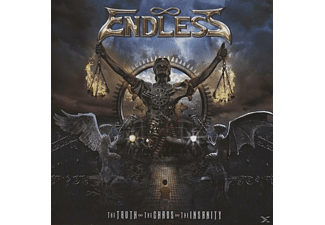 Endless - The Truth,The Chaos,The Insanity - (CD)