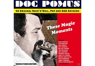 Doc Pomus - The Songs Of Doc Pomus-50 Original Rock'n'Roll, - (CD)