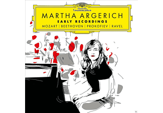 Martha Argerich - Early Recordings - (CD)