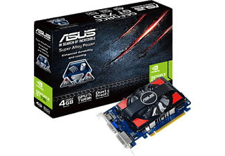 ASUS Nvidia GeForce GT 730 4GB 128Bit DDR3 (DX11) PCI-E 2.0 Ekran Kartı (GT730-4GD3)