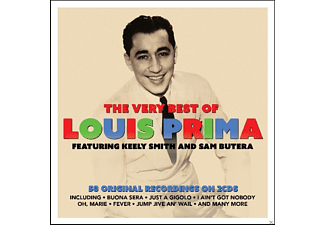 Louis Prima, Keely Smith, Sam Butera - Very Best Of - (CD)