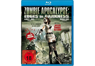 Zombie Apocalypse: Edges Of Darkness - (Blu-ray)