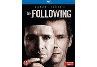 The Following Saison 2 Blu-ray
