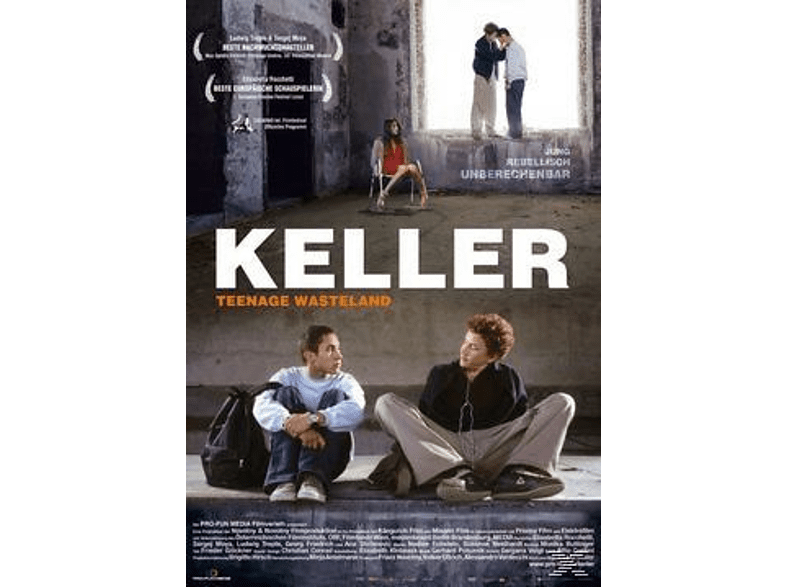 Keller - Teenage Wasteland [DVD]