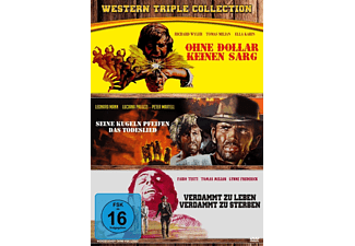 Western Triple Collection - (DVD)