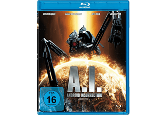 Android Insurrection - (Blu-ray)