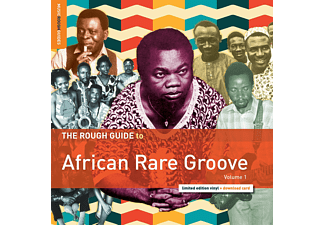 VARIOUS - Rough Guide: African Rare Groove Vol.1 - (LP + Download)