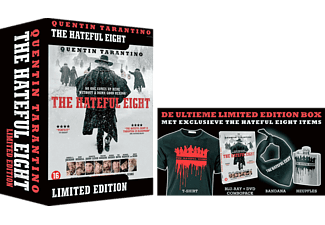 The Hateful Eight (Limited Edition Box) | Blu-ray