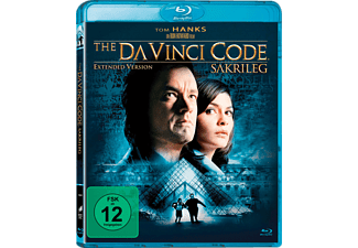 The Da Vinci Code - Sakrileg (Extended Version) - (Blu-ray)