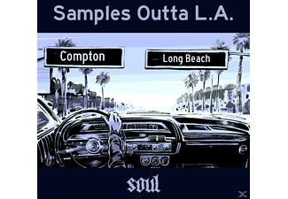 VARIOUS - Samples Outta L.A.-Soul - (CD)