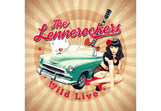 The Lennerockers - Wild Live - (CD)