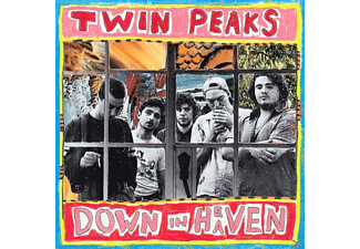 Twin Peaks - Down In Heaven - (CD)