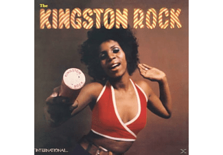 Winston Jarett, Horace Andy - Kingston Rock (Earth Must Be Hell) [CD]