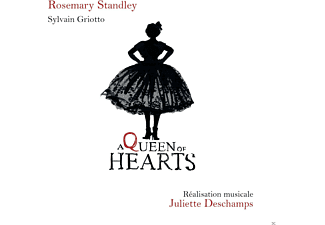 Rosemary Standley, Sylvain Griotto - A Queen Of Hearts - (CD + DVD Video)