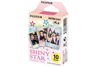 FUJI FILM Colorfilm Instax Mini Glossy Shiny Star 10 db/csomag