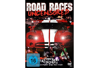 Road Races Uncensored - (DVD)