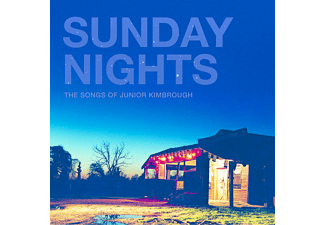 VARIOUS - Sunday Nights: The Songs Of Ju - (Vinyl)