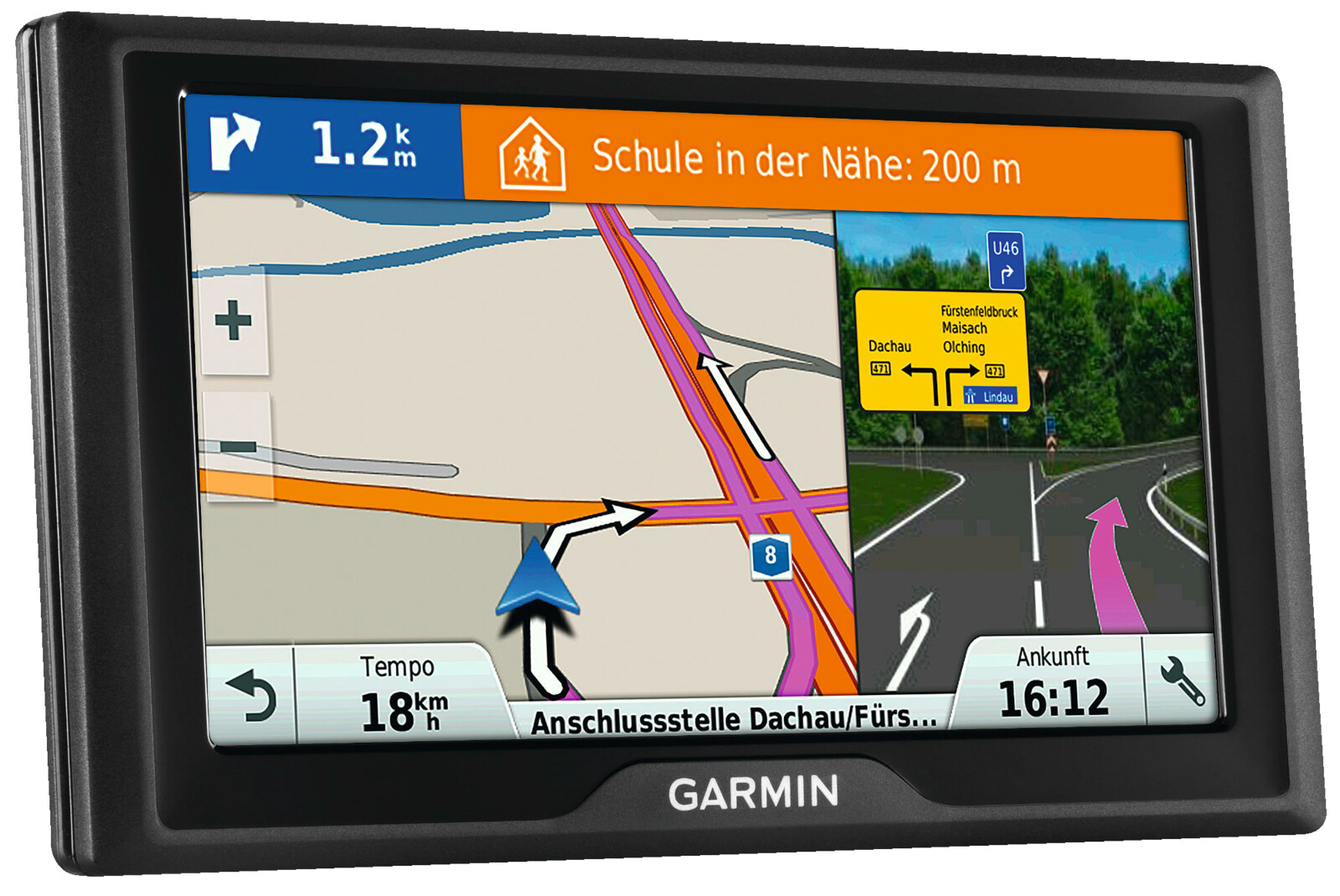 garmin drive 60 lmt eu pkw navigationsger t 6 1 zoll. Black Bedroom Furniture Sets. Home Design Ideas