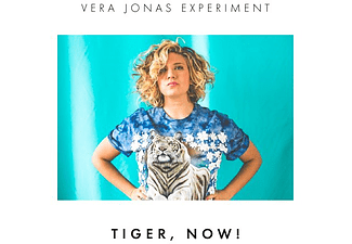 Vera Jonas Experiment - Tiger, Now! (CD)