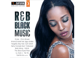 VARIOUS - R&B / Black Music (Saturn Exclusiv) - (CD)