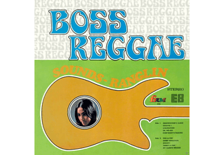 Ernest Ranglin - Boss Reggae - (CD)