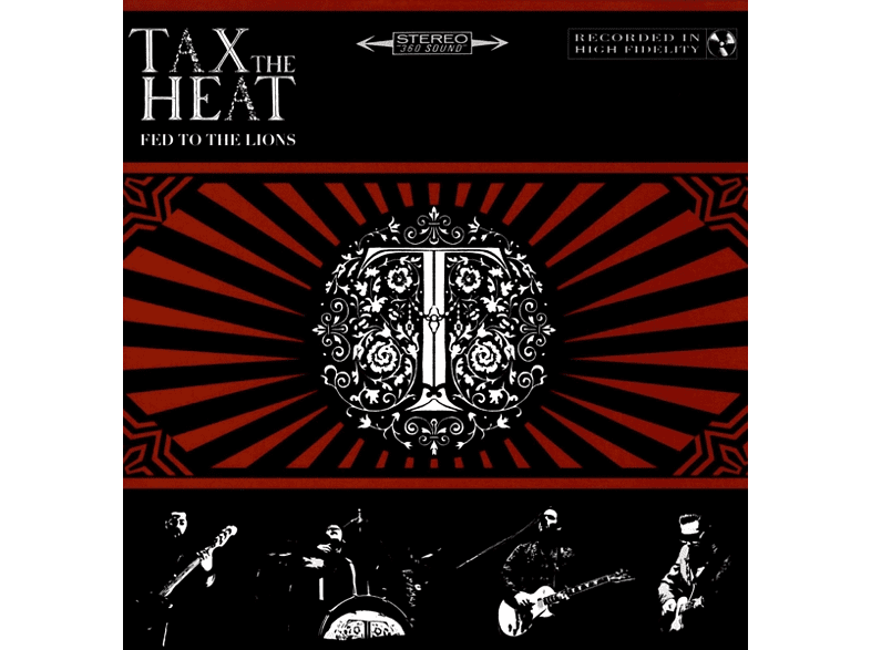 Tax The Heat - Fed To The Lions [Vinyl]