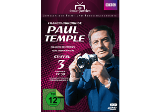 Paul Temple - Box 3 [DVD]