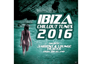 VARIOUS - Ibiza Chillout Tunes 2016 - (CD)