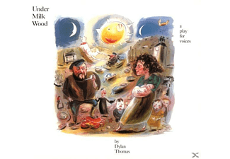 VARIOUS - Under Milk Wood (A Play For Voices) - (CD)